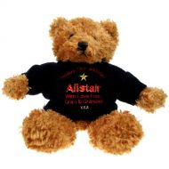 Personalised 18th Birthday Brown Teddy Bear