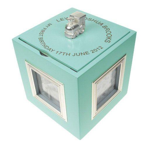 1st Birthday Gifts For Boys Musical Keepsake Box