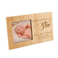 Our Little Star New Born Baby Frame