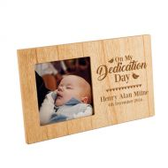 On Your Dedication Day Photo Frame