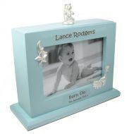 Laser Engraved Baby Boy MDF Photo Album