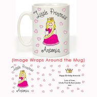 Little Princess Message Mug