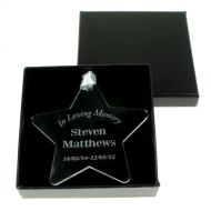 In Loving Memory Keepsake Star
