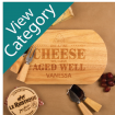 Oval Cheese Boards