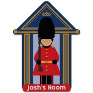 Bedroom Door Plaque Soldier