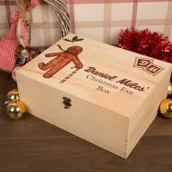 Gingerbread Man Christmas Eve Box