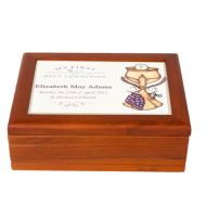 Eucharist First Holy Communion Jewellery Box