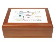 Lord's Prayer First Communion Jewellery Box