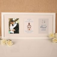 Confirmation Photo Illustration Wall Frame: Church Design