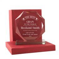 Personalised Best Gran Presentation Gift