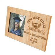 Wise Owl Graduation Photo Frame