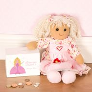 Customised Princess Wooden Money Box for a little Girl