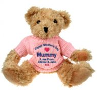Personalised Mother's Day Teddy Bear