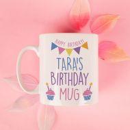 Customised Birthday Mug for Her