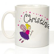 Girls Fairy Mug