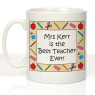 The Best Teacher Ever Mug