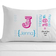 Personalised 18th Birthday Pillowcase