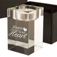 Always In My Heart Tealight Holder