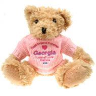 Best Friend Forever Teddy Bear: Light Brown