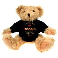 Personalised Best Man Teddy Bear