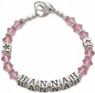 Flower Girl Bracelet - Hannah Design