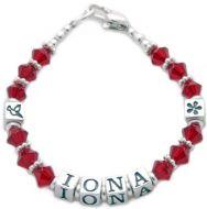 Flower Girl Bracelet - Iona Design