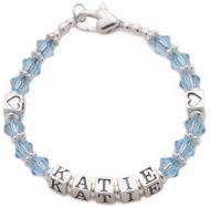 Flower Girl Bracelet - Katie Design