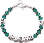 Flower Girl Bracelet - Robyn Design