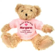 Mother of the Bride Light Brown Teddy Bear