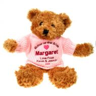 Mother of the Bride Brown Teddy Bear