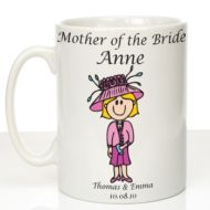 Personalised Mug for Mother of the Bride