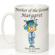 Personalised Mug for Mother of the Groom