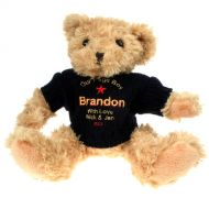 Personalised Teddy Bear for a Page Boy