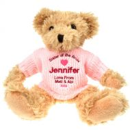 Sister of the Bride Light Brown Teddy Bear