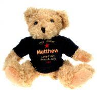 Personalised Usher Teddy Bear