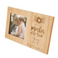 Mother of the Bride Engraved Frame