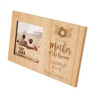 Engraved Mother of the Groom Frame