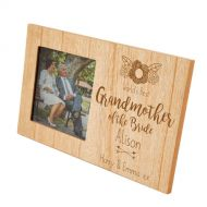 Grandmother of the Bride Photo Frame