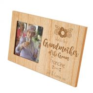 Grandmother of the Groom Photo Frame