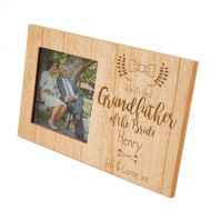 Grandfather of the Bride Photo Frame