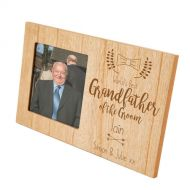 Grandfather of the Groom Photo Frame