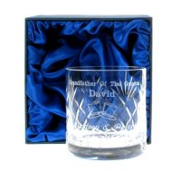 Grandfather of the Groom Whisky Glass