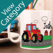 Personalised Message Mugs for Kids