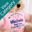 Personalised Graduation Teddy Bears