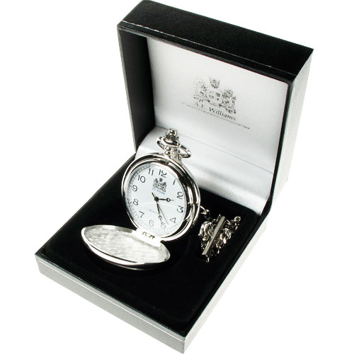 Engraved 90th Birthday Pocket Watch | Personalised 90th Birthday Pocket Watch | Special 90th Birthday Gift for Him
